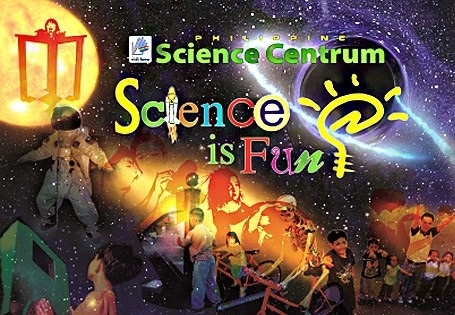 philippine science centrum Who says science is boring not if you happen to be at the philippine science centrum (psc) at the riverbanks center in barangka, marikina city.